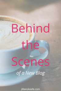 Behind the Scenes - Jillian O'Keefe